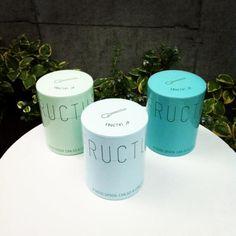 グラノーラのギフト用の缶(3個セット) - Fructus | フラクタス Online Shop