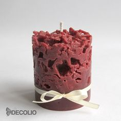 Decolio Lace Candle