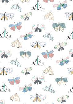 Arte de pared de ilustración. Mariposa arte ilustración arte de edición limitada de impresión imprimir de illustrator Amyisla. Este