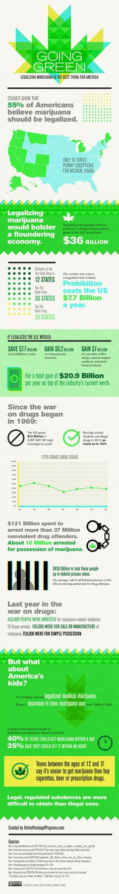 Economic Issues of Legalizing Drugs Essay
