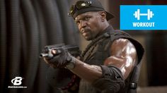 Expendables Training | Terry Crews Expendables Antrenman