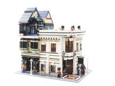 LEGO Ideas - Harry Potter's Wands Shop Condo