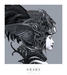 Drake, Nekro . on ArtStation at https://www.artstation.com/artwork/gBWYZ