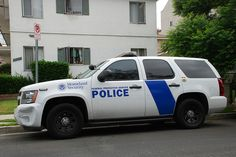Federal Protective Police by So Cal Metro, via Flickr