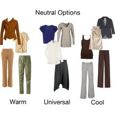 Finding Your Neutrals - Inside Out Style Neutral Skin Tone, Cool Skin Tone, Build A Wardrobe, Capsule Wardrobe, Wardrobe Basics, Work Wardrobe, Look Fashion, Fashion Outfits, Fashion Tips