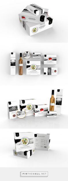 Galerna | Gourmet Selection (Student Project) - Packaging of the World - Creative Package Design Gallery - http://www.packagingoftheworld.com/2017/08/galerna-gourmet-selection-student.html