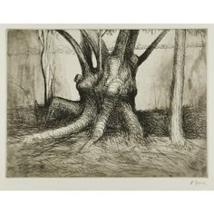 Trees III: Knuckled Trunk – Results – Search Objects – Henry Moore artworks