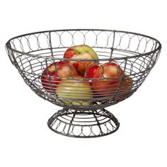 Privet House at Target® Wire Fruit Bowl