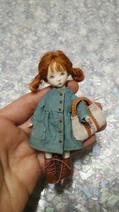 Tiny Dolls, Soft Dolls, Cute Dolls, Dollhouse Dolls, Miniature Dolls, Dollhouse Miniatures, Knitted Dolls, Crochet Dolls, Antique Dolls