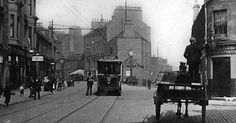 Tour Scotland Photographs: Old Photograph Hilltown Dundee Scotland Old Photographs, Old Photos, Dundee City, Scotland, Street View, Tours, Interesting Photos, History, Image