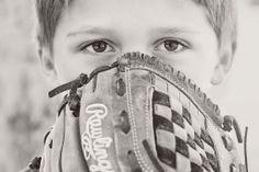 Baseball Season kids photography