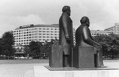 Ost-Berlin in der DDR 1987