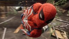 New Spider-Man PS4 Game Not Tied to Upcoming Movie Will Depict More Experienced Web-Crawler