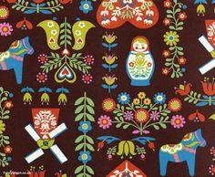 Kokka Japanese fabric