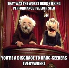 - Baskets and Boxes - Muppets Show : les deux vieux critiques dans la loge-balcon, Statler et Waldorf Muppets Show: the two old critics in the balcony-lodge, Statler and Waldorf. Statler And Waldorf Quotes, Les Muppets, Ed Vedder, Emission Tv, Pharmacy Humor, Pharmacy Technician, Funny Quotes, Funny Memes, Jokes