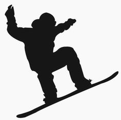 Le Journal de Chrys: Nos skieurs Ski And Snowboard, Snowboarding, Skiing, Olympic Idea, Sports Signs, Mountain Drawing, 2018 Winter Olympics, Silhouette Curio, Middle School Art