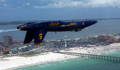 "http://www.blueangels.navy.mil/team/        Pensacola is proud to call itself home to the Blue Angels, officially known as the U.S. Navy Flight Demonstration Squadron. If you haven't seen the Blue Angels perform aerial stunts at 700 mph, now is your chance! The ""Blues"" perform two shows a year in the Pensacola Bay Area, one in July and another in November, but at 8:30 a.m. each Tuesday and Wednesday morning March through November they practice over Naval Air Station Pensacola."