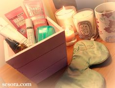 Bedside Beauty must haves <3