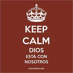 Pastoral Vocacional: Keep calm