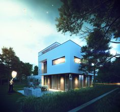 House in Holland on Behance
