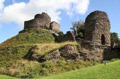 Launceston Castle, English Heritage, Launceston, North Cornwall