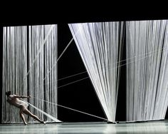 'Triangle of the Squinches' is a collaborative, full-length, contemporary ballet created by San Francisco Architect, Christopher Haas and San Francisco Chore...