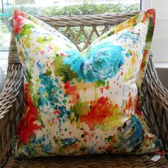 Multi Rose Scatter Cushion with Oxford Edge Available including or excluding feather and down inner and in various sizes Cotton - Cold Wash Lead time +- 2 Scatter Cushions, Throw Pillows, Rose, Feather, Indoor, Boutique, Interior, Toss Pillows, Pink