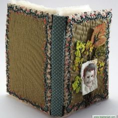 Un carnet enfantin - Marie Claire Idées