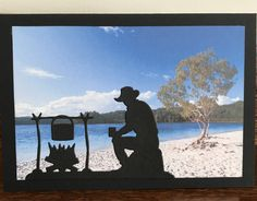 Swagman die Australian Christmas Cards, Christmas Scrapbook Layouts, Scrapbook Cards, Scrapbooking, Birthday Cards For Men, Man Birthday, Crafts For Seniors, Card Companies, Aussies