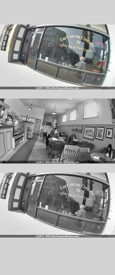 Cafe On The Common on 677 Main St in Waltham, Ma