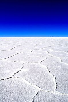 ~Salt Desert, Bolivia~