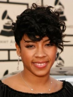 Short Curly Black Hairstyles 2013 ~ http://wowhairstyle.com/short-curly-black-hairstyles/