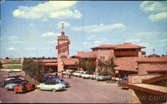 Western Hills Hotel, Fort Worth - I remember this place well. Old Fort, Fort Worth Texas, Hotel Motel, Old Signs, Old Pictures, Small Towns, Big Ben, Places To Travel, Westerns