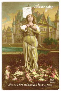 Joan of Arc  https://www.etsy.com/uk/listing/220767020/reduced-joan-of-arc?ref=sr_gallery_2