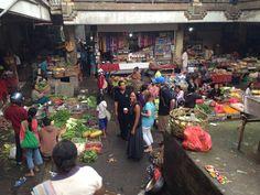 #Ubud, #Bali- Food Market
