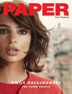 Emrata and Iblamejordan or simply said Emily Ratajkowski and Jordan Barret team up for PAPER Magazine September 2018 cover. Jordan who stayed behind the lens gets his first big photography break with PAPER magazine photographing Ratajkowski. V Magazine, Paper Magazine Cover, Model Magazine, Emily Ratajkowski, Jennifer Lawrence, Jennifer Lopez, Fashion Photography Inspiration, Beauty Photography, Lifestyle Photography