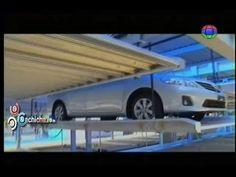 Inauguran moderno parqueo múltiple computarizado en la superintendencia de seguros #Video - Cachicha.com