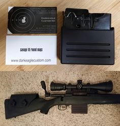 19 Best High Capacity Savage Magazines Clips Model 10 11 12 Axis
