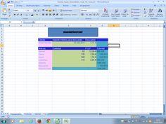 En esta tarea he usado el programa Calc. Es una herramienta que te sirve para hacer hojas de cálculos. Me ha parecido muy útil esta tarea.