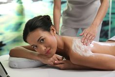 Pevonia Crystalline Skin Body Treatment at The Spa