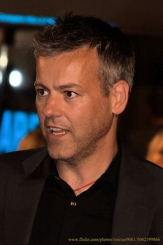 Rupert Graves... Come on, ask me again why I love grey-haired men ;)