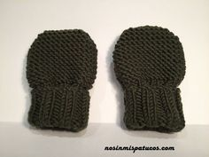 Knitted Baby Clothes, Knitted Hats, Baby Knitting, Mittens, Hoods, Gloves, Weaving, Beanie, How To Wear