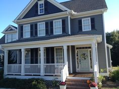 Exterior Home Ideas On Pinterest Vinyl Siding Black Shutters And Siding Colors