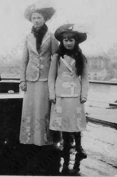 Olga and Anastasia