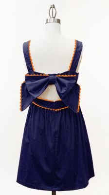 Super cute Auburn dress from Adabelle's.  I think it's out of stock though :(