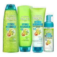 Garnier Fructis Hydra Recharge Moisture Whip Leave In Conditioner Beauty Advice, Diy Beauty, Beauty Stuff, Long Natural Hair, Natural Hair Styles, Hydrate Hair, Color Shampoo, Makeover Tips, Beauty Photography
