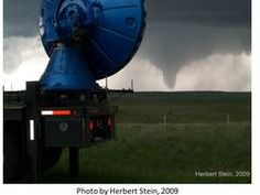 """Storm Chasers - Cool Job interview with Dr. Josh Wurman of Discovery's """"Storm Chasers"""", and Dr. Karen Kosiba"""
