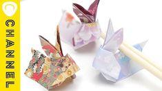 リクエストにお応えして 箸袋で作る「うさぎの箸置き」. ☆C CHANNELアプリをどうぞよろしくお願いします☆. リクエストにお応えして. 箸袋で作る「うさぎの箸置き」. 割り箸の箸袋を三角に折って箸置きにすることはありますが、. そのままだと味気ない。. 折り紙にして見た目も華やかにアレンジしてみませんか?. うさ Diy Origami, Origami Paper, Japanese Origami, Chopstick Rest, Paper Crafts, Diy Crafts, Icing, Crafts For Kids, Youtube