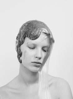Anabel Krasnotsvetova by Julia Noni for Beauty Papers Magazine Winter 2016