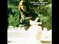 1971 - Graham Nash - Military Madness - from Nash's solo LP Songs for Beginners. My favorite Graham Nash song. Music Love, My Music, Amazing Music, The World Song, Rock And Roll, Graham Nash, Music Albums, Top Albums, Album Songs